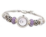 Accurist Charmed Watches LB1712PU Ladies Lilac A..