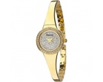 Accurist LB1754 Ladies Gold Bracelet Watch