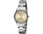 Accurist LB649I Ladies Silver Watch