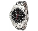 Accurist MB836 Mens Sports Silver Watch