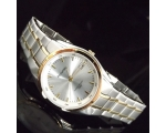 Accurist Mens Stainless Steel Silver Dial Watch ..