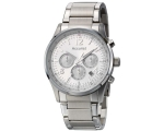 Accurist Men's Silver Dial Chronograph Bracelet ..