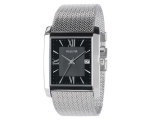 Accurist Mens Stainless Steel Mesh Bracelet Watc..