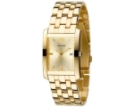 Accurist MB947I Mens Gold Bracelet & Face Watch