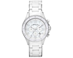Marc by Marc MBM2545 Jacobs Rock White Unisex Ch..