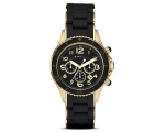 Marc by Marc Jacobs MBM2552 Rock Chrono Silicone..