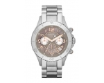 Marc by Marc Jacobs MBM3250 Rock Silver Tone Gre..