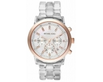 Michael Kors Clear Acrylic Ladies Watch MK5394