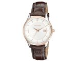 Accurist MS648 Mens Leather Strap Watch