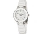 DKNY NY4886 Women's White Ceramic Bracelet Watch