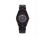 Wewood Watches Odyssey Crystal Black Watch