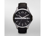 Armani AX Exchange AX2101 Whitman Black Dial Bla..