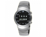 The One Gents Samui Moon Blue LED Watch