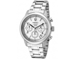 Mens Seiko Chronograph Watch SSB001P1