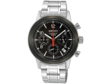 Mens Seiko Chronograph Watch SSB011P1