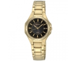 Ladies Seiko Gold Watch SXDE18P1