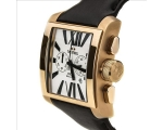 TW Steel CEO Goliath Gold-plated 42mm Mens Watch..