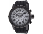 TW Steel Grandeur Tech 48 MM Black Dial Chronogr..