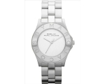Marc by Marc Jacobs Blade White Dial Ladies Watc..