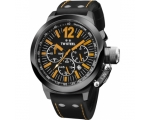 TW Steel CEO Canteen 50 MM Black Dial Chronograp..