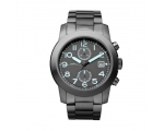 Marc by Marc Jacobs Larry Dark Grey Dial Ion-pla..