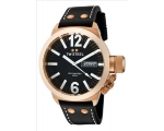 TW Steel CEO Canteen 45 MM Black Dial Mens Watch..
