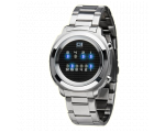 The One Watches ZE102B2 Mens Zerone Silver Watch