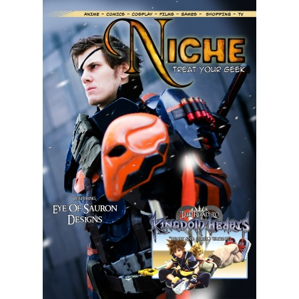 Niche: Treat Your Geek Issue 16