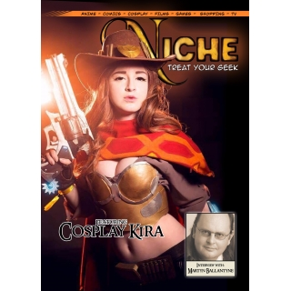 Niche: Treat Your Geek Issue 18