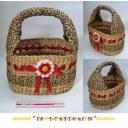 Lovely Handmade Real Wicker Fruit Bas..