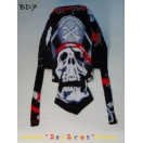 Skull & Crossbones, Pirate Doo rag Ba..