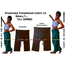 Thai Fisherman Pants Extra Large Jumb..
