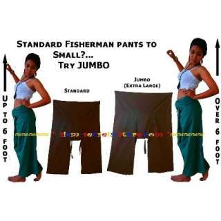 Jumbo Thai Fisherman Pant..
