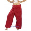 Thai Fisherman Pants Red ..