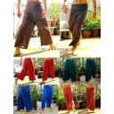 Wrap Thai Pants-Loomed Co..