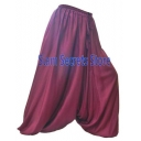 Stylish Maroon Harem Pant..