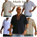 Large Men´s Cotton Shirts Tailored Bi..