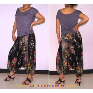 Ladies Baggy Harem Pant..