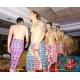 Mens Sarong Pa-Kow-Ma Thai farmer ..