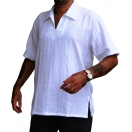 Trendy Mens Summer Kurta Shirt-Collar..
