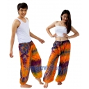 Tie Dye Hippy Trousers Or..