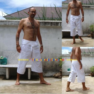 3/4 Thai fisherman Pant..