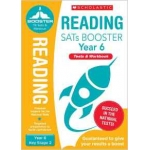 Year 6 Booster Pack [3 Books] KS2 SATs Booster Books for English and Maths. Free P&P