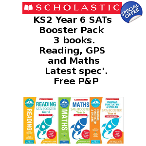 Year 6 Booster Pack [3 Books..