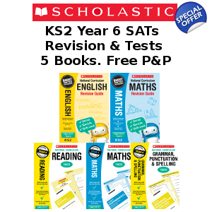Year 6 Exam Pack [5 Books] K..