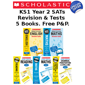 Year 2 Exam Pack [5 Books] K..