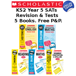 Year 5 Exam Pack [5 Books] K..