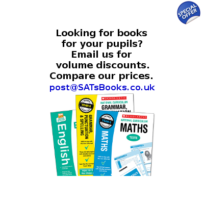Year 6 to Reception Scholastic books: Volume discounts for..