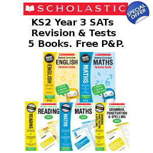 Year 3 Exam Pack [5 Books] K..