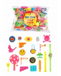 100 x Assorted Party Bag Toys